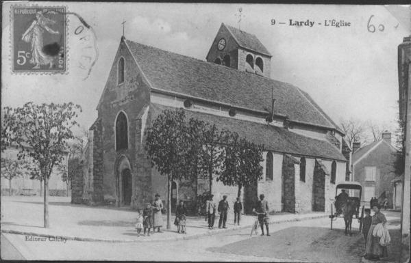 Crédits image : Mairie de Lardy
