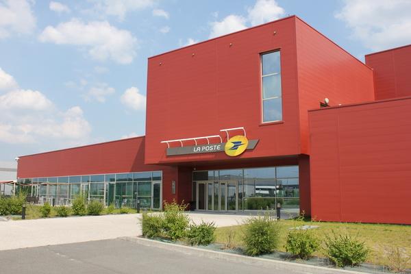 Journées du patrimoine 2018 - Visite de la plateforme industrielle du courrier de Bordeaux-Cestas