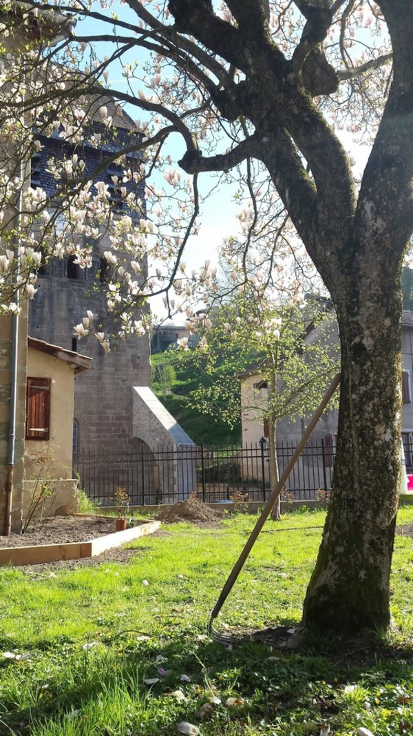 Journées du patrimoine 2019 - Visite libre du jardin médiéval