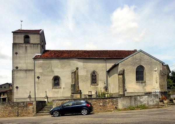 Crédits image : Grignoncourt - Église Sainte-Élisabeth (c) Rauenstein - wikimedia commons