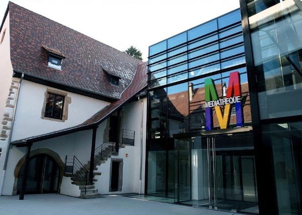 Crédits image : Médiathèque - Communauté de Communes Pays de Rouffach, Vignobles et Châteaux