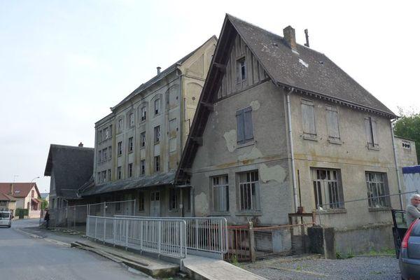 Crédits image : Ancien moulin à farine © Office de tourisme du pays rethélois