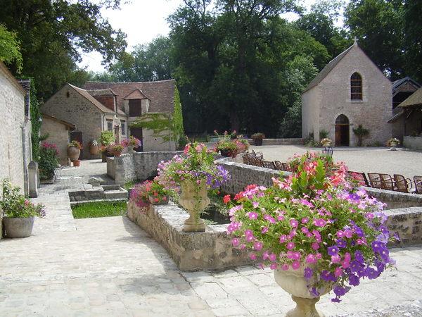 Journées du patrimoine 2018 - Visite commentée de l'Abbaye de Cercanceaux