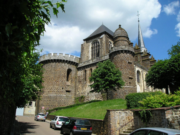 Journées du patrimoine 2017 - L'église Saint-Pierre, une véritable forteresse de grès