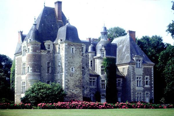 Journées du patrimoine 2017 - Visite du Château de Raguin