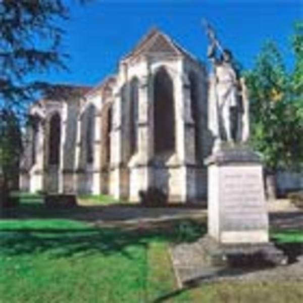 Journées du patrimoine 2017 - Visite commentée de l'Eglise Notre-Dame des Ardents
