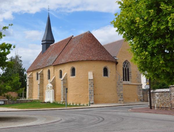 Journées du patrimoine 2017 - Les peintures de l'église
