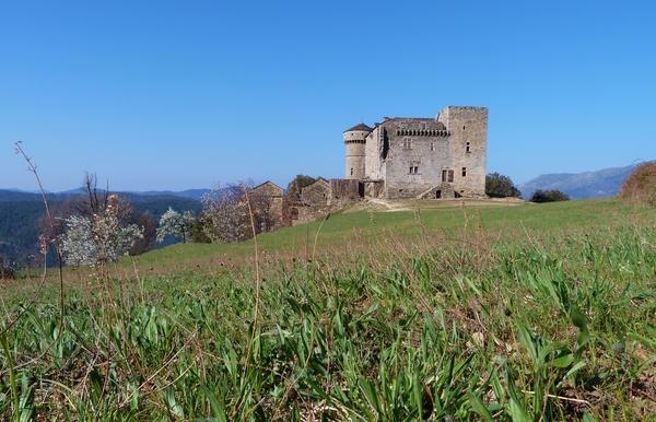 Journées du patrimoine 2017 - Château Le Cheylard d'Aujac