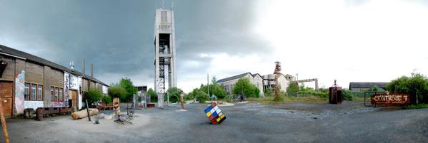 Journées du patrimoine 2020 - Centrale 7 vous fait découvrir, visiter, explorer les anciennes mines de fer de Nyoiseau