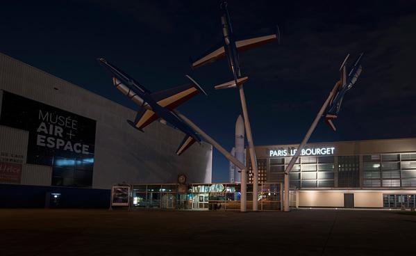 Nuit des musées 2018 -Musée de l'Air et de l'Espace