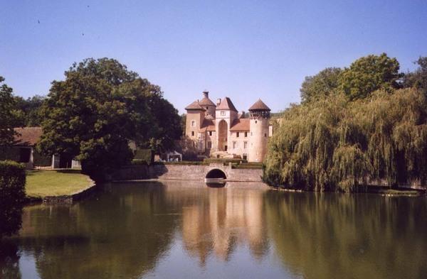 Crédits image : château de Sercy