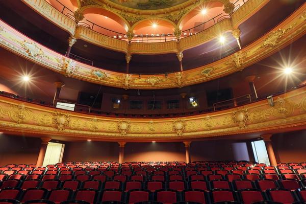 Journées du patrimoine 2018 - Visite libre de l'Opéra-Théatre
