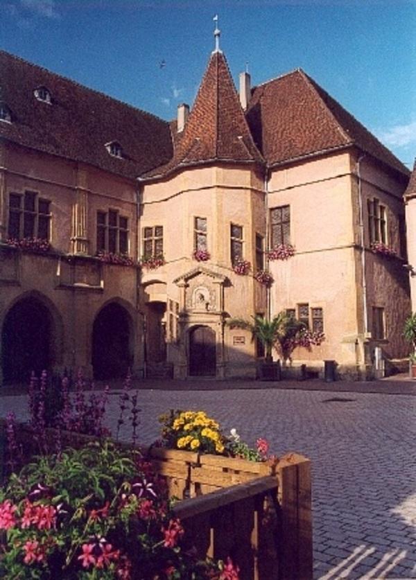 Crédits image : Palais de la Régence - Ville d'Ensisheim -
