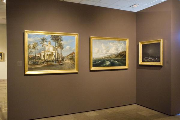 Journées du patrimoine 2017 - Au coeur d'une île : les Hauts de La Réunion vus par les artistes au XIXe siècle
