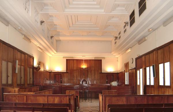 Journées du patrimoine 2018 - Visites guidées du Palais de Justice de Basse-Terre samedi 15 septembre