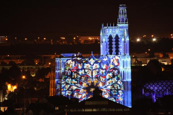 Journées du patrimoine 2017 - Cathédrale Saint Etienne à Sens