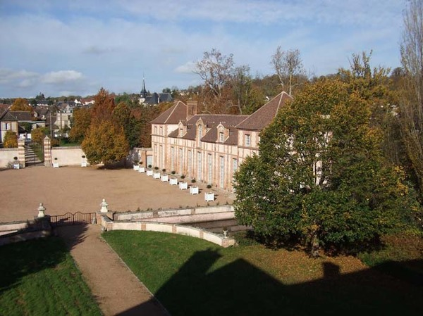 Rendez Vous aux Jardins 2018 -Château de Saint Lubin