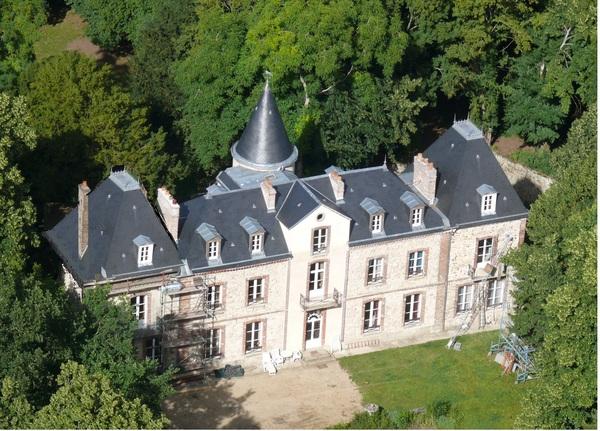 Journées du patrimoine 2017 - Spectacle équestre au château-parc Plessis Saint Jean