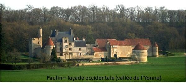 Journées du patrimoine 2017 - Visite du château de Faulin
