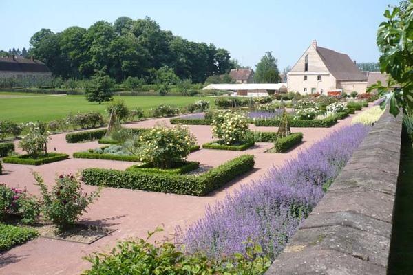 Rendez Vous aux Jardins 2018 -Jardins thématiques de l'Abbaye de Thiron-Gardais