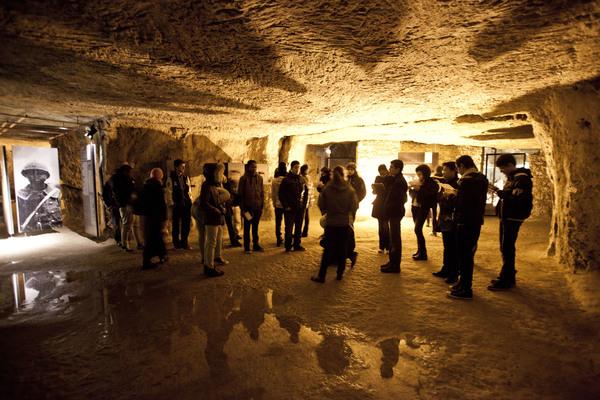 Nuit des musées 2019 -La caverne du dragon, musée du chemin des dames
