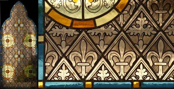 Journées du patrimoine 2017 - Vitrail, peinture de lumière