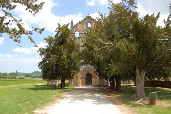 Journées du patrimoine 2017 - Visite libre de l'abbaye et de la bastide de Blasimon