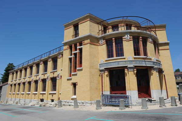 Journées du patrimoine 2017 - Visite des coulisses du grand théâtre
