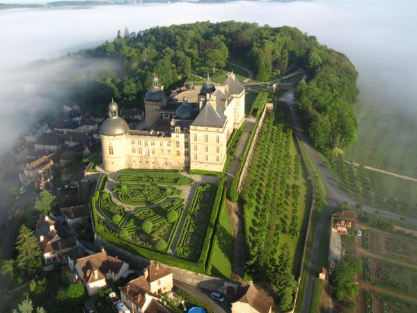 Rendez Vous aux Jardins 2018 -Jardins du château de Hautefort