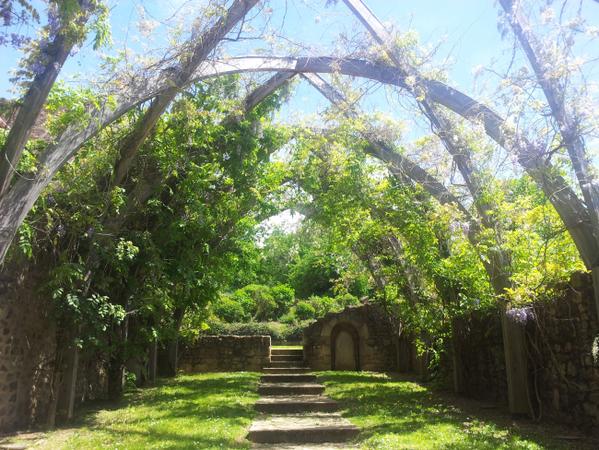 Rendez Vous aux Jardins 2018 -Le jardin de la Chapelle Blanche