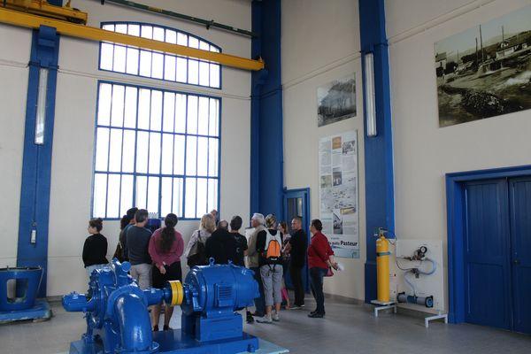 Journées du patrimoine 2017 - Le puits d'eau potable Pasteur
