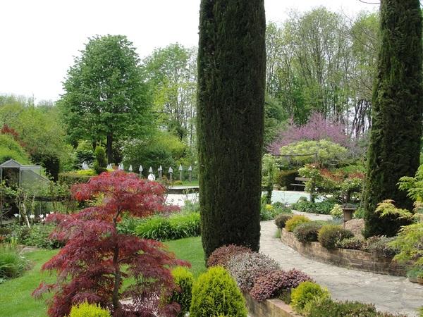 Le jardin des Vieilles Vignes