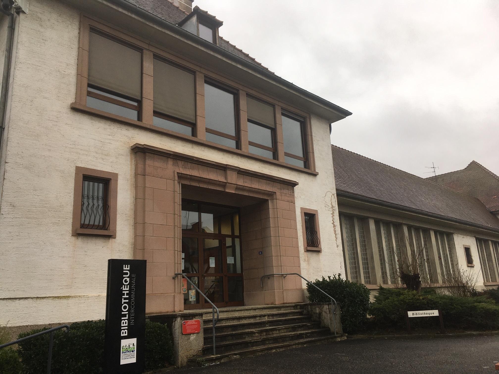 Médiathèques de la CCCE - Médiathèque de Rhinau