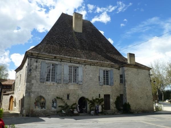 Visite comment e a la d couverte du patrimoine architectural d 39 issigeac - Construire sa cite medievale ...