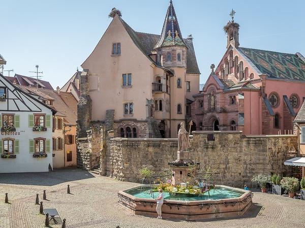 Crédits image : Tourisme Eguisheim