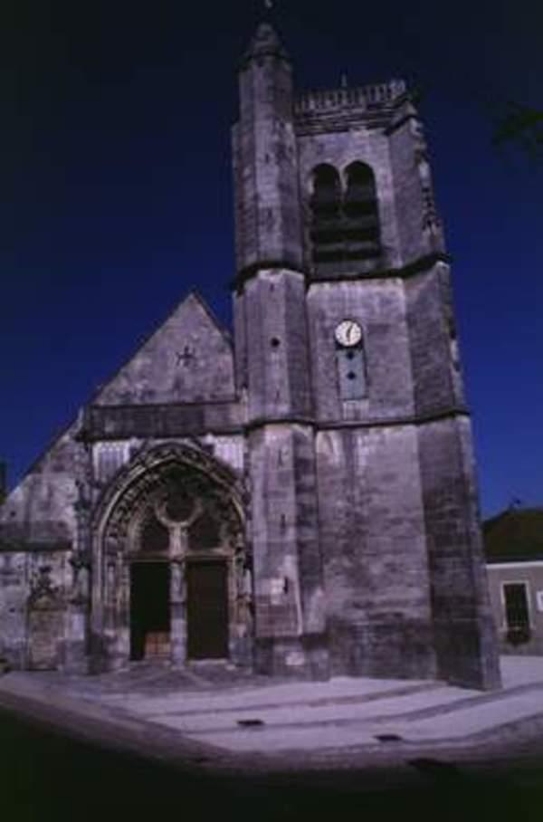 Journées du patrimoine 2018 - Visite de l'église de Thury