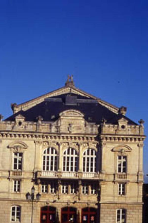 Journées du patrimoine 2018 - Les coulisses du théâtre municipal