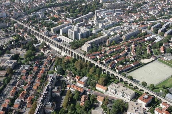 Journées du patrimoine 2017 - Randonnée : À la découverte des aqueducs parisiens en Val de Bièvre - Entre Cachan et Paris 14e
