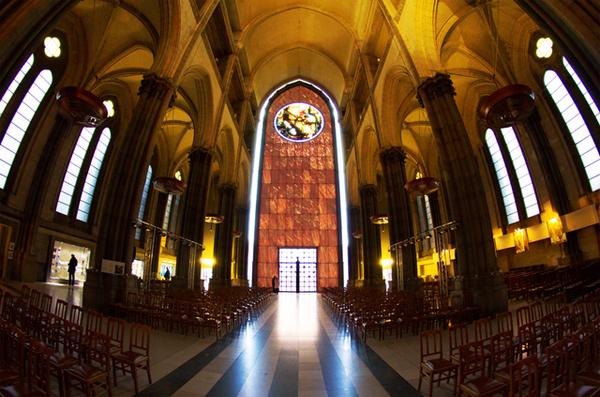 Nuit des musées 2019 -Cathédrale Notre-Dame de la Treille