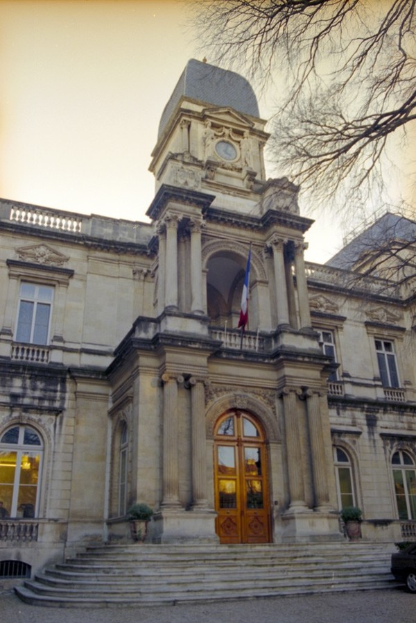 Journées du patrimoine 2017 - Hôtel de la Préfecture du Gard