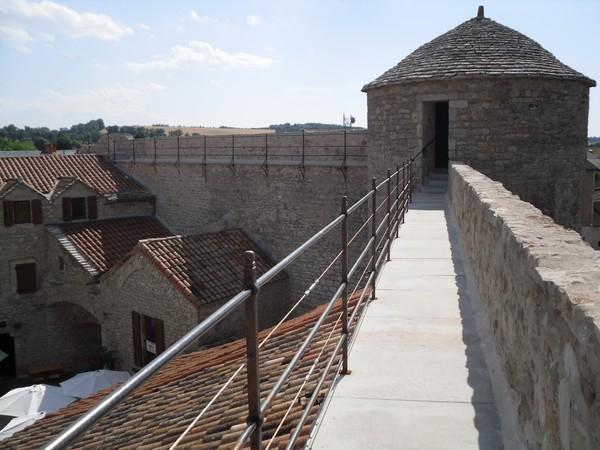 Journées du patrimoine 2020 - Visite audio-guidée du village et des remparts