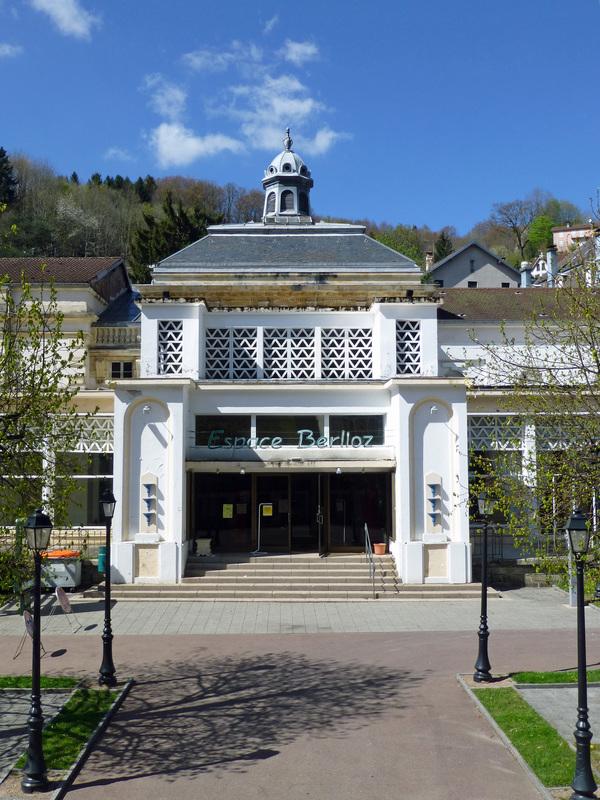 Crédits image : © Mairie Plombières-les-Bains