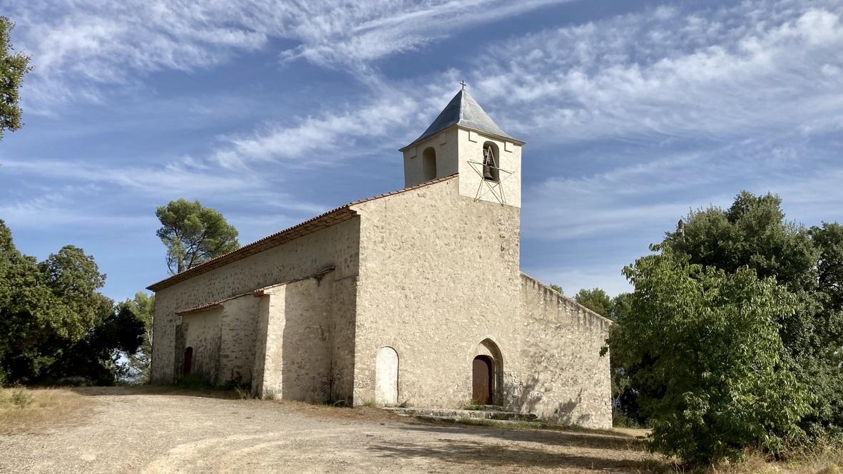 Chapelle Saint Auxile, 83830 Callas