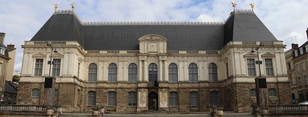 Journées du patrimoine 2018 - Visite guidée du parlement de Bretagne