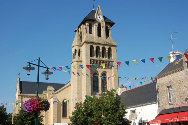 Crédits image : Séné Eglise (2)_©Pays de Vannes