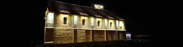 Eglise Romane de Mont-Saint-Martin