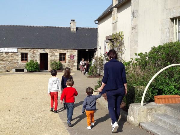 Crédits image : Ecomusée de Plouigneau