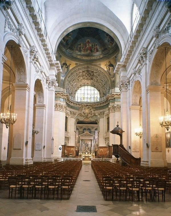 Journées du patrimoine 2020 - Visite libre de l'église Saint-Thomas-d'Aquin