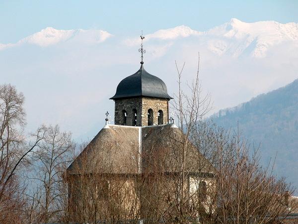 Journées du patrimoine 2020 - Visite de l'église Saint MAurice