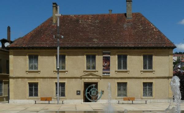 Journées du patrimoine 2020 - Visite libre du musée de Pontarlier